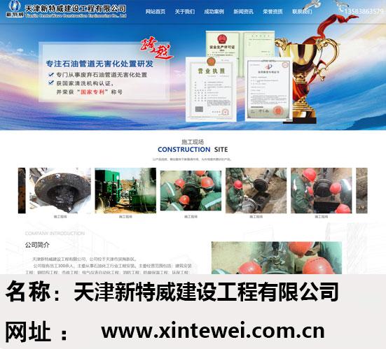 天津新特威建设工程有限公司